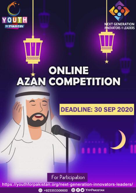 Azan Competition NGIL