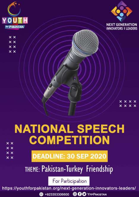 National Speech Competition NGIL