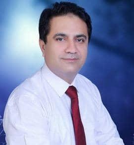 YFP Advisor Azhar Ali Shah
