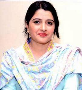 YFP Advisor Raheema Panhwar