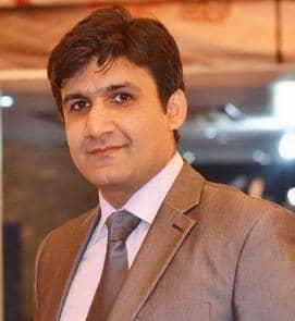 YFP Interns Saleem Arain